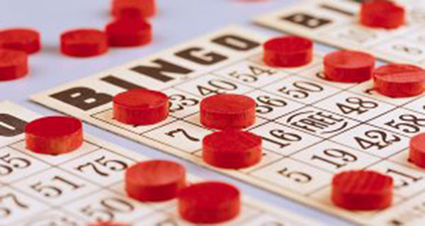 Valentine's Bingo Party At The Library