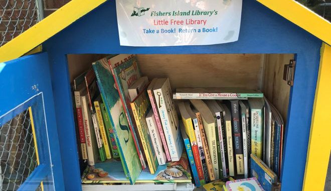 Little Free Library Launched