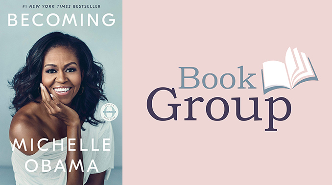 Book Group October 10: Becoming