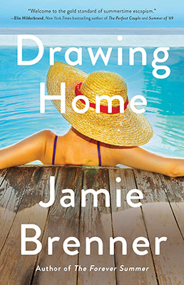 Drawing Home Jamie Brenner