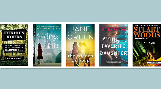 Newest Books As Of June 2019