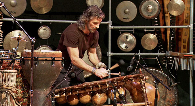 Tony Vacca World Rhythms August 20