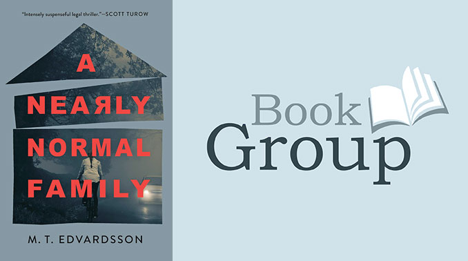 Book Group Nov 13: A Nearly Normal Family