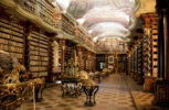 Clementinum Library By BrunoDelzant